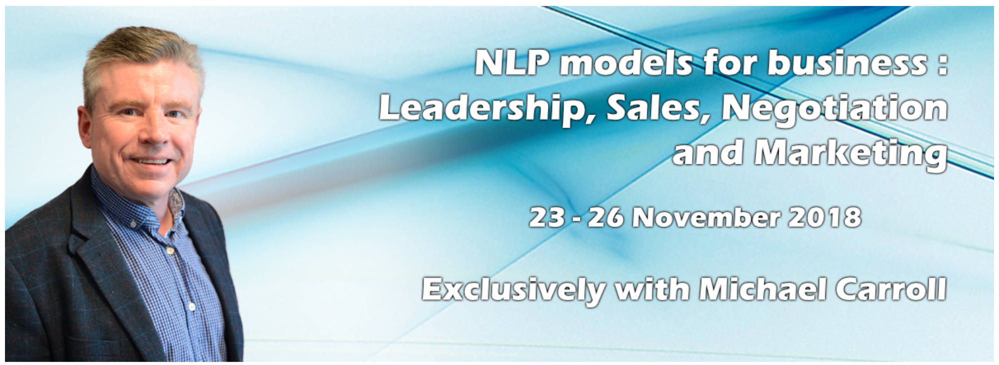NLP models for business : leadership, sales, negotiation and marketing (London)