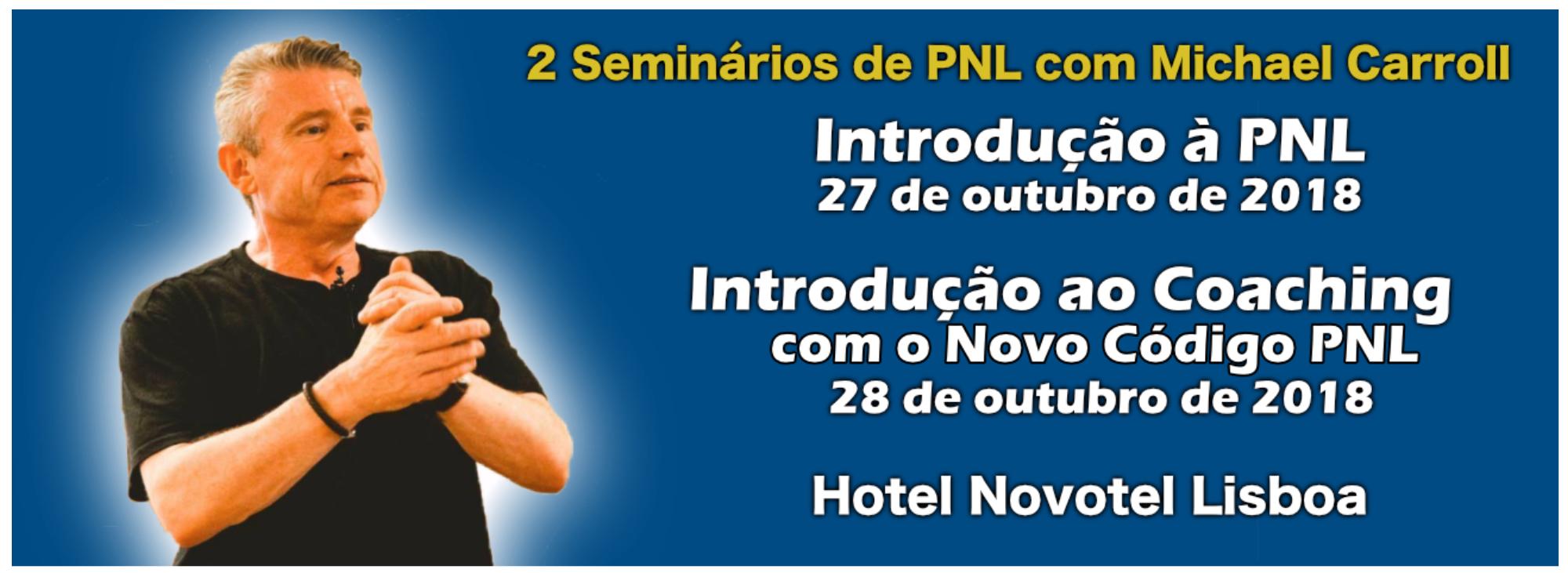 Introducão gratuita à PNL (Lisboa)