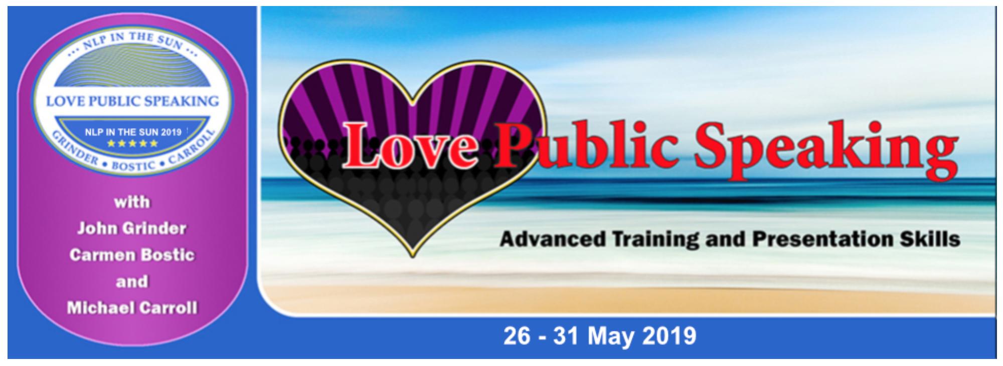 Love Public Speaking (Portugal)