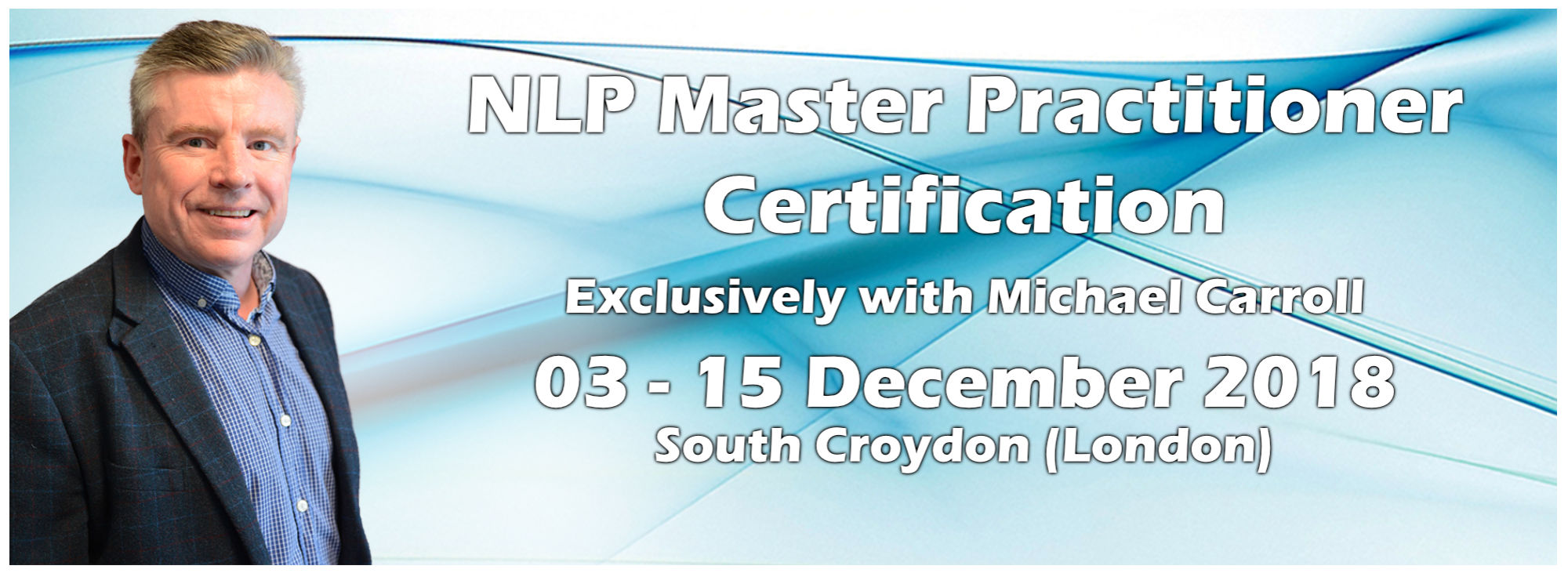 NLP Master Practitioner Certification (London)