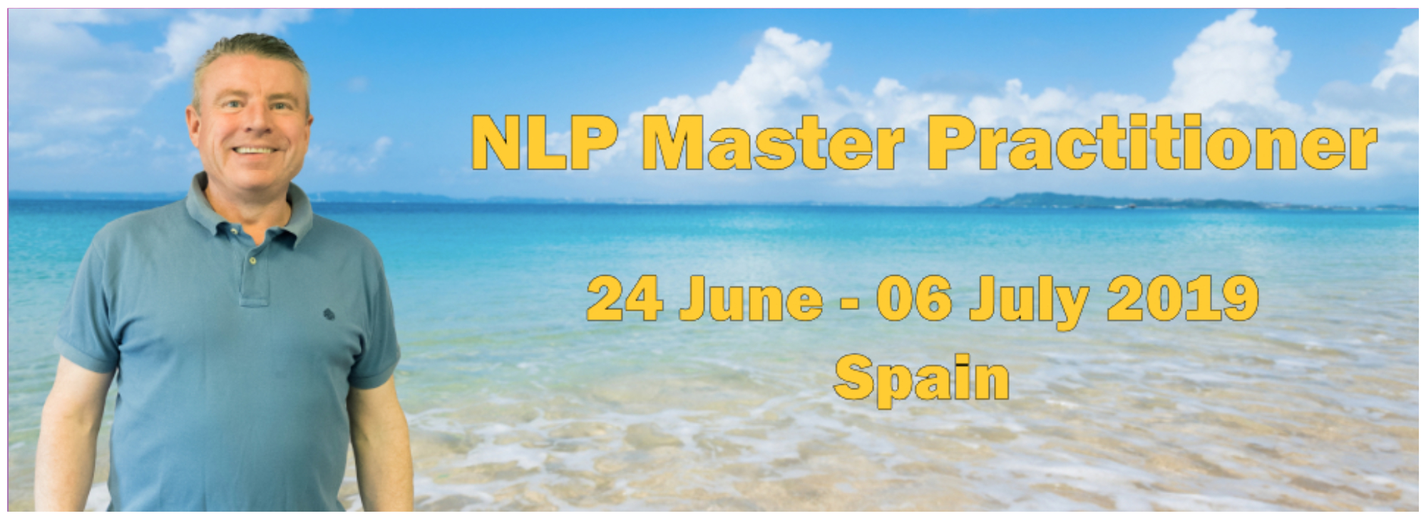 NLP Master Practitioner Certification (Spain)